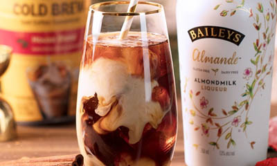 Free Mini Bottle of Baileys Almande