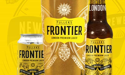 Free Pint of Fullers Frontier Beer