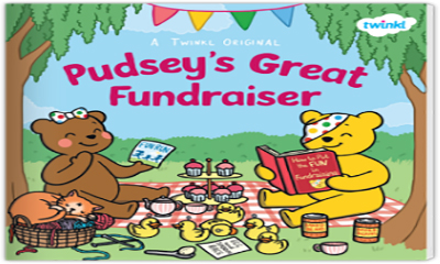 Free Pudsey Bear Book