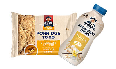 Free Quaker Breakfast Porridge