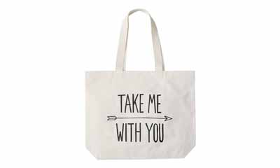 Free TK Maxx Canvas Bag