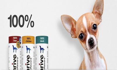 Free Thrive Dog Food