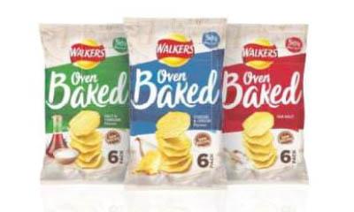 Free Walkers Crisps (6 Pack)