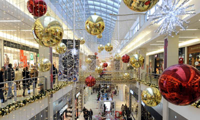 Win Amazon Voucher for Taking Christmas Shopping Survey