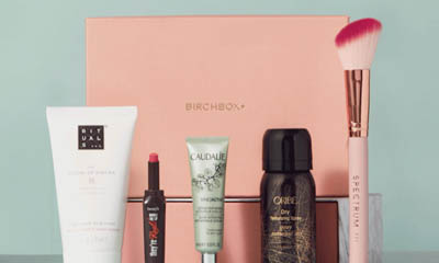 Win a 6 Month Subscription to Birchbox