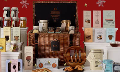 Win a Christmas Harrords Hamper