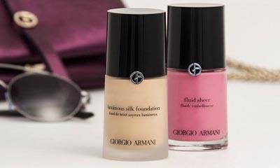 Free Armani Silk Foundation