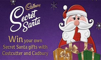 Free Cadbury Chocolate Snowmen