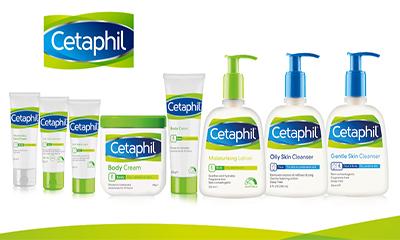 Free Cetaphil Skincare Set