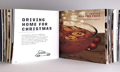 Free Christmas Cocktails Book (Worth £4)