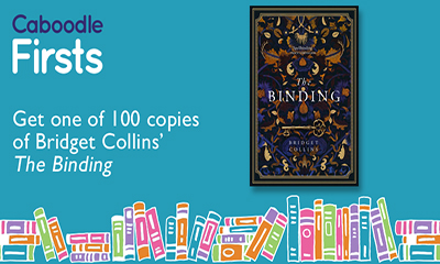 Free Copy of 'The Binding' – ends soon!