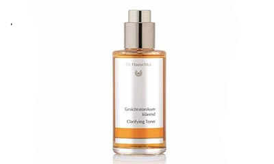 Free Dr. Hauschka Cleansing Toner