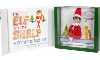 Free Elf on the Shelf Kit