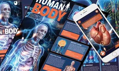 Free Human Body Poster