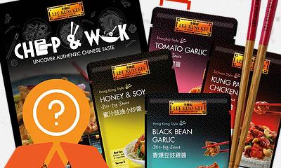 Free Lee Kum Kee Stir Fry Sauces