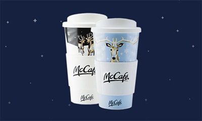 Free McDonald's Reusable Cup