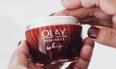 Free Olay Whip Facial Moisturiser