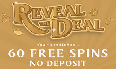 Free Slot Games – 60 Free Spins No Deposit
