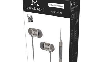 Free SoundMagic E11C Earphones