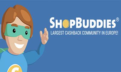 ShopBuddies – Shop with 100% Cashback