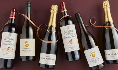 Win a Booths Christmas Wine Selection