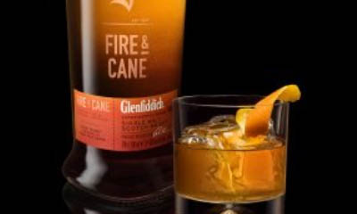 Win a Bottle of Glenfiddich Fire & Cane Whisky