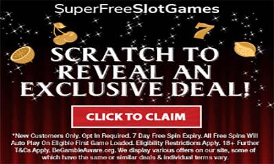 Free Slot Games – 70 Free Spins No Deposit
