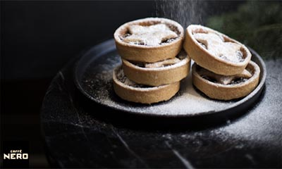 Caffe Nero – Mince Pie Buy One Get One Free