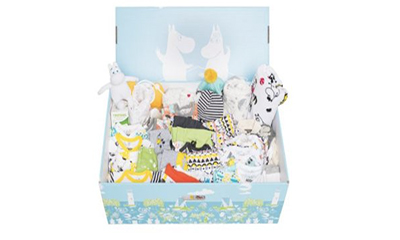 Free Baby Box Goodies