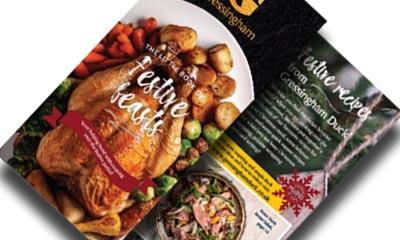 Free Christmas Recipe Book