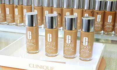 Free Clinique Beyond Perfecting Foundation & Concealer