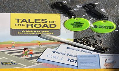 Free Highway Code Book for Children