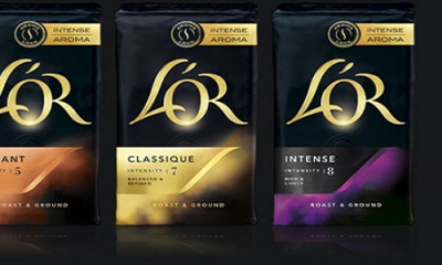 Free L'OR Ground Coffee