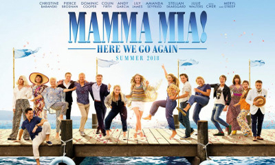 Free Mamma Mia 2 Movie (Worth £4.99)
