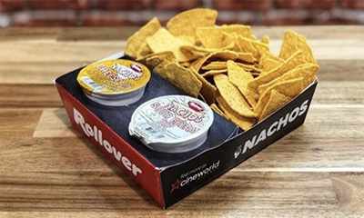 Free Nachos at Cineworld