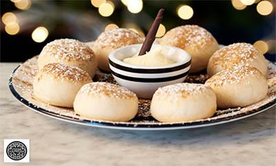 Free Snowball Dough Balls
