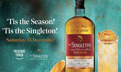 Free The Singleton Whisky Sample
