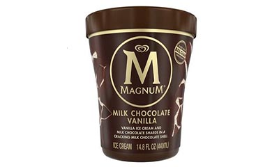 Free Tub of Magnum Ice Cream