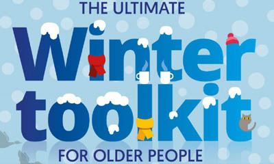 Free Ultimate Winter Toolkit for Older People