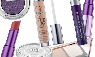 Free Urban Decay Makeup Goody Bag