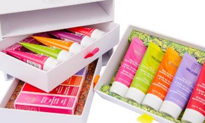 Free Weleda Body Wash Gift Set