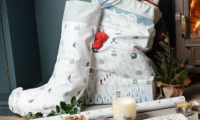 Win Sophie Allport Christmas Stockings