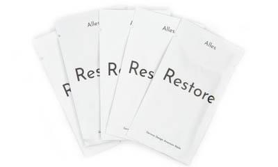 Free Alles Restore Moisturiser