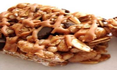 Free Caramel Snack Bar