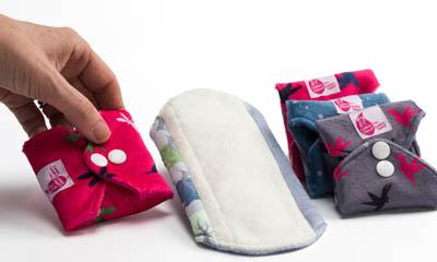 Free Cotton Sanitary Pads