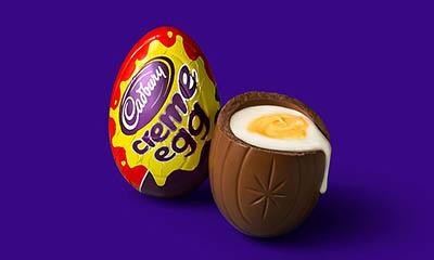 Free Creme Eggs