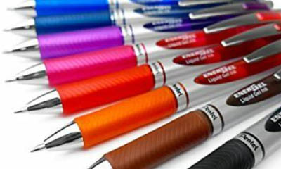 Free EnerGel Xm Retractable Pens