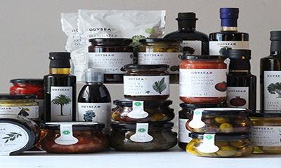 Free Hamper of Artisan Odysea Goodies