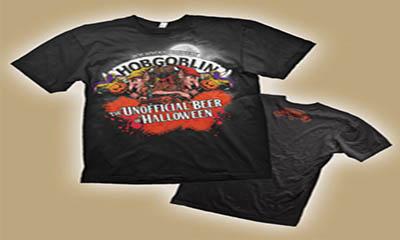 Free Hobgoblin T-shirt – 3,250 available!