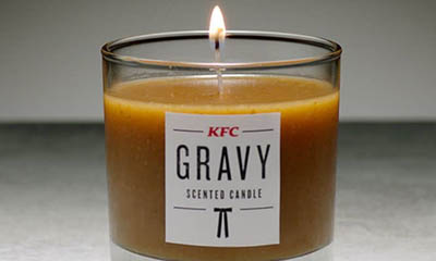 Free KFC Candle – ends tonight!